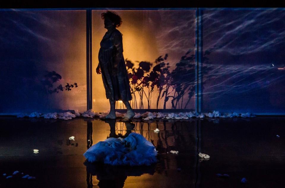 """""""Sirènes"""" par la Cie du Fil Rouge Théâtre"""