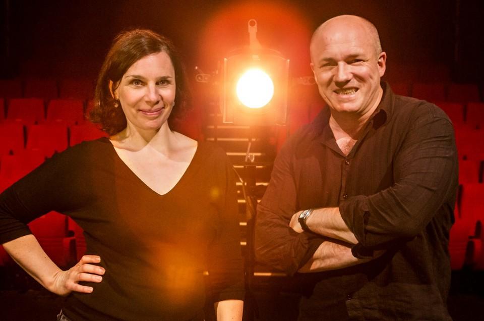 Blanche Giraud-Beauregardt et Xavier Boulanger