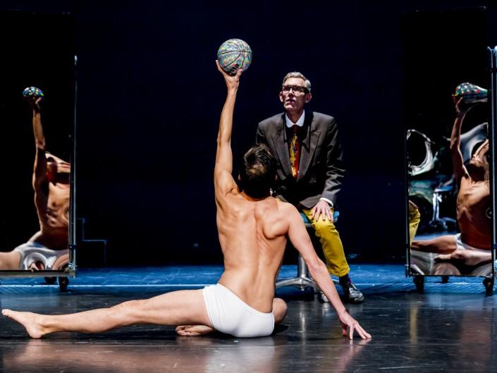 photo spectacle danse cie IDA Mark Tompkins Mulhouse