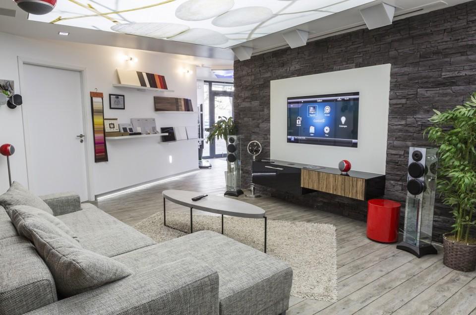 DesCinés, entreprise spécialisée dans la création et l'installation de solutions audiovisuelles