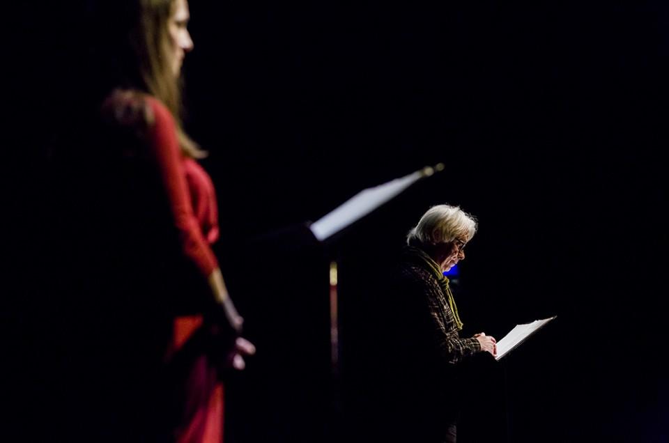 «PIERRE. CISEAUX. PAPIER.», de Clémence Weill, Actuelles XVI Taps Strasbourg