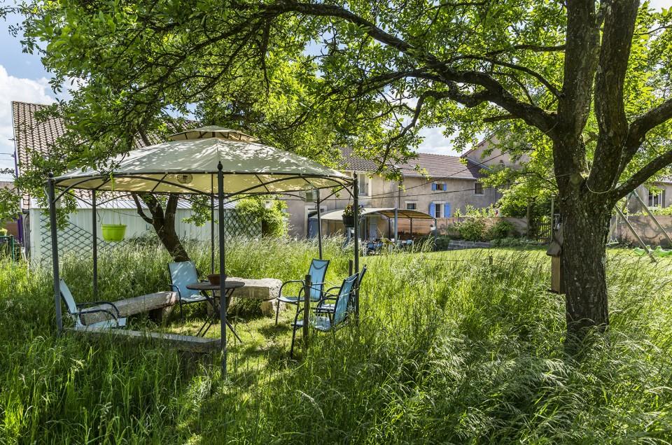 """""""Au coin des Jardins"""", un gîte sympa dans la Meuse"""