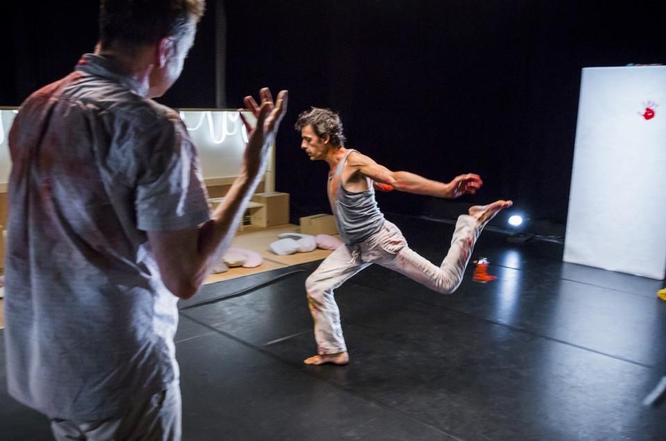 «Enchantés» la Cie Le Fil Rouge Théâtre