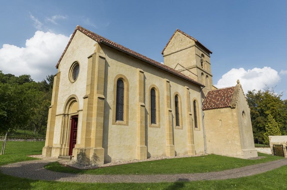 La Chapelle de Morlange à Fameck