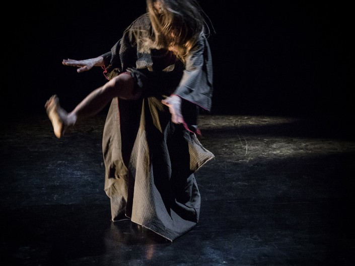 photo danse butoh dominique starck strasbourg
