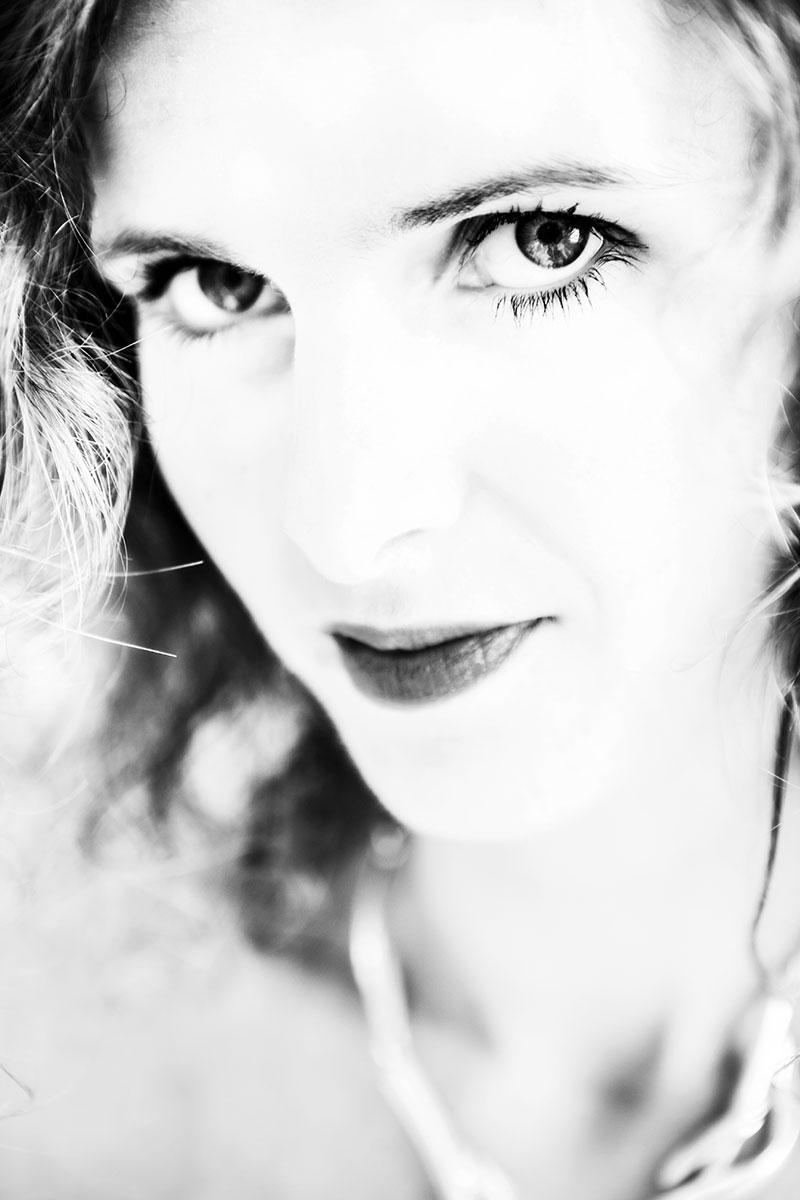 photo portrait beauté femme lumière naturelle