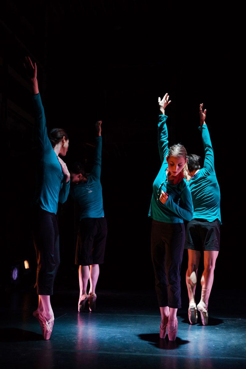 photo danse contemporaine danseuses pointes agrapart
