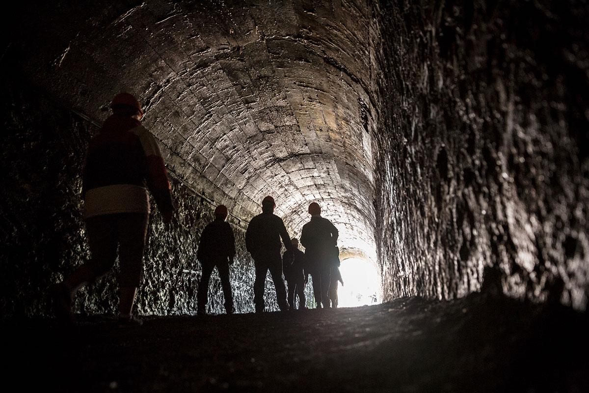 photo reportage illustration visite musée galeries mines neufchefpatrimoine