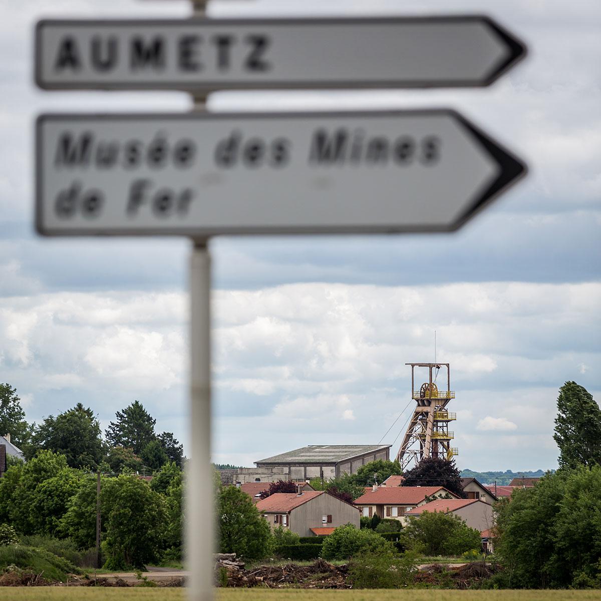 photo reportage illustration visite musée mines aumetz patrimoine