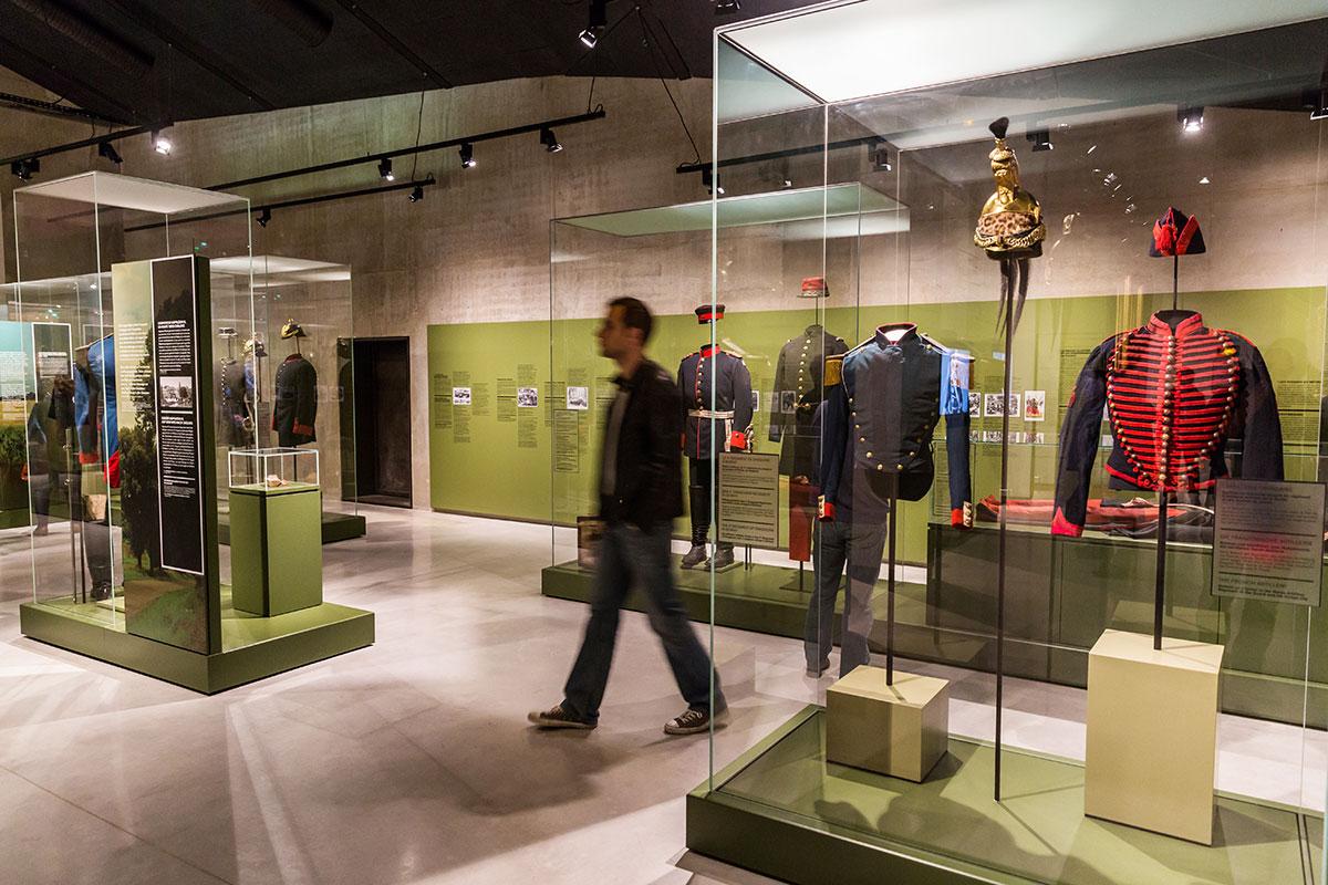 photo reportage illustration visite musée guerre gravelotte patrimoine