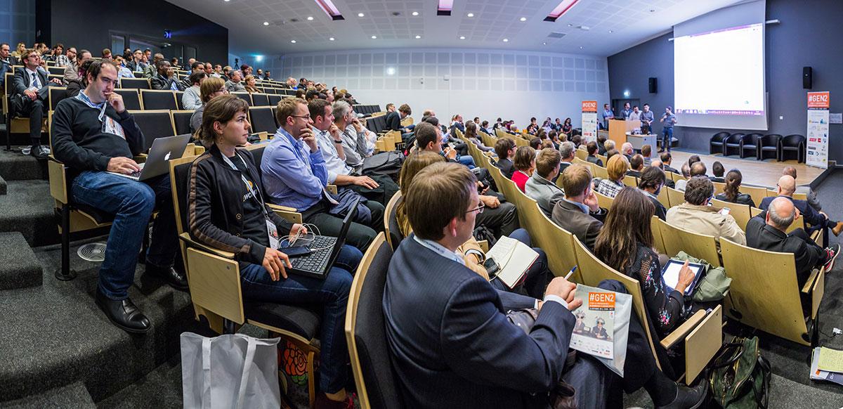 photo panoramique reportage événementiel conférence #Gen3