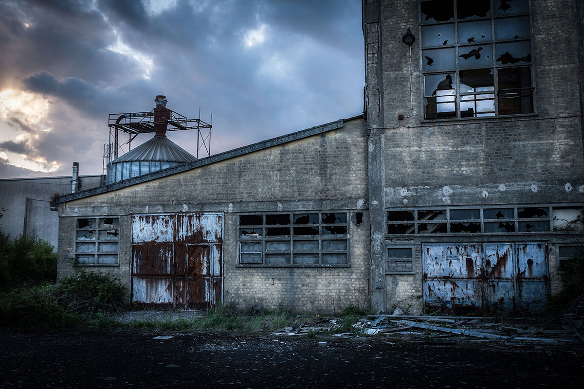 photo reportage illustration exploration urbex lorraine