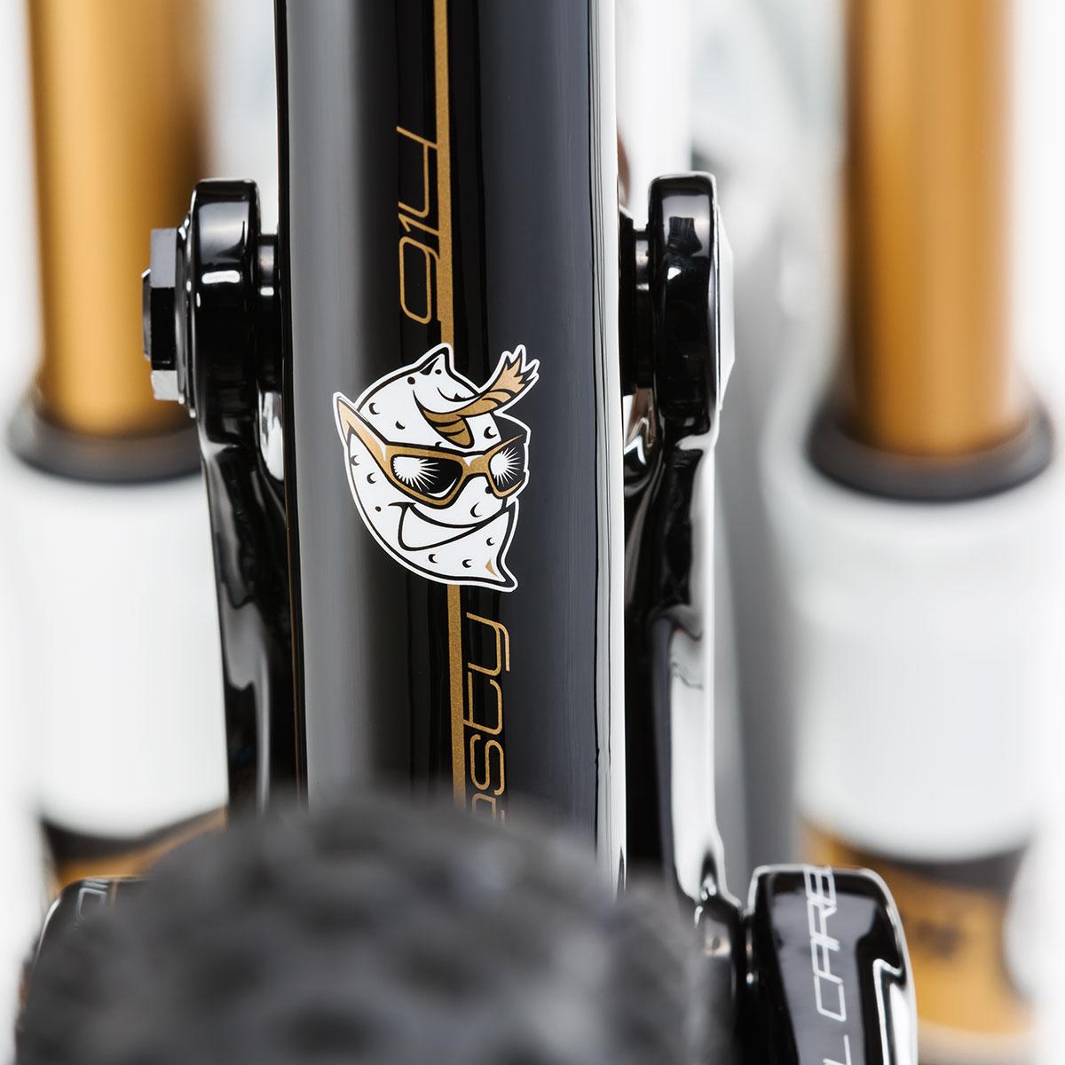 photo catalogue produit vélo vtt studio marque cycles Lapierre