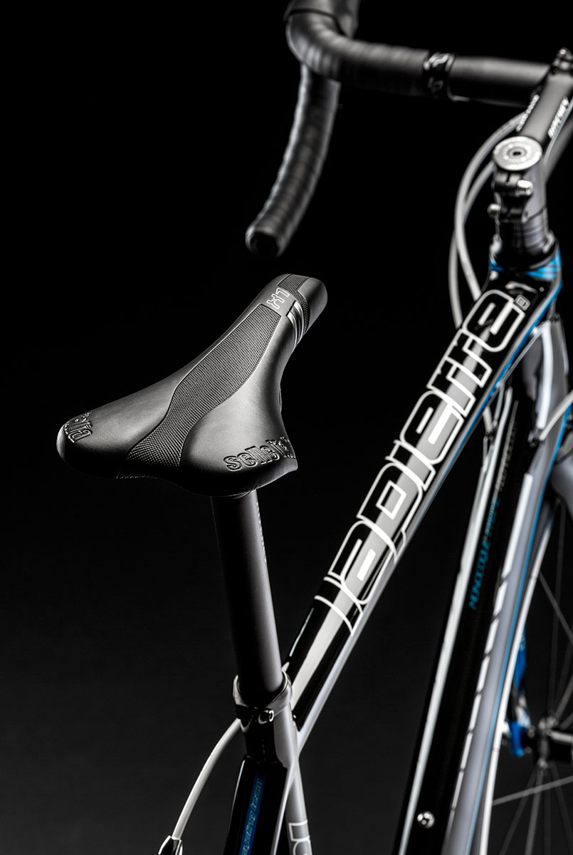 photo catalogue produit vélo studio marque cycles Lapierre