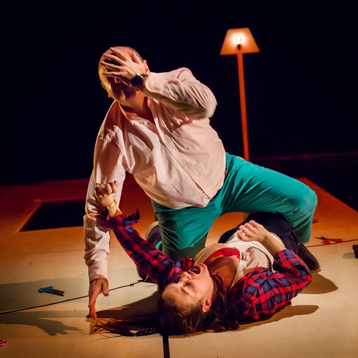 photo pièce de theatre cie le talon rouge strasbourg