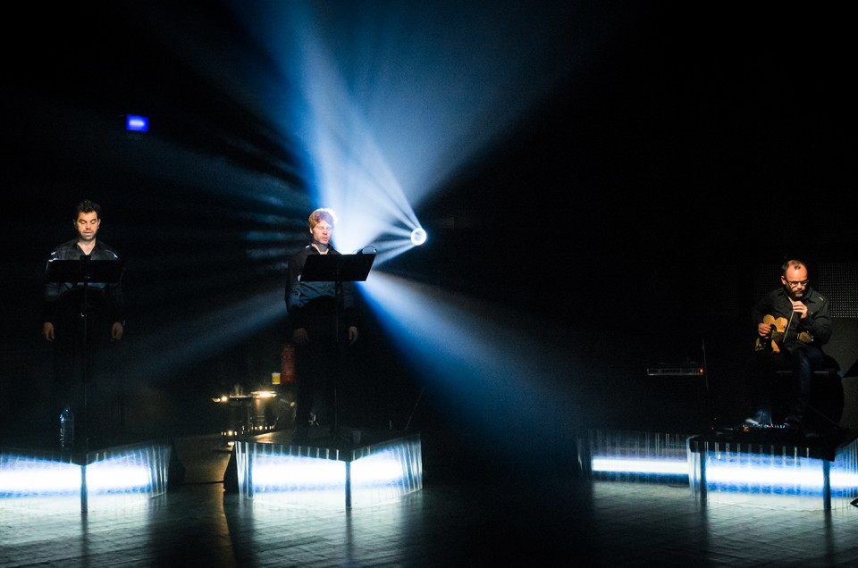 Festival Actuelles XVII «UN QUI VEUT TRAVERSER» de Marc-Emmanuel Soriano