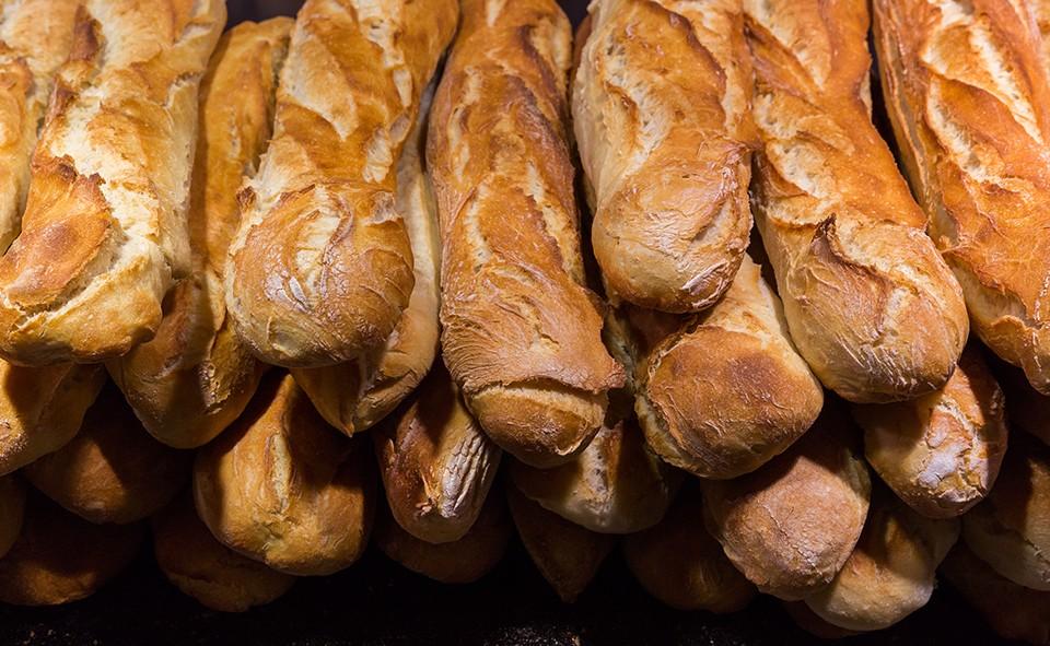 Ouverture de la boulangerie Ange à Metz Borny