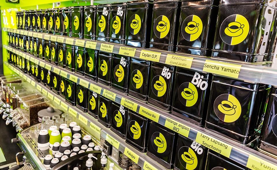 Découvrez la boutique Vert et Noir à Metz
