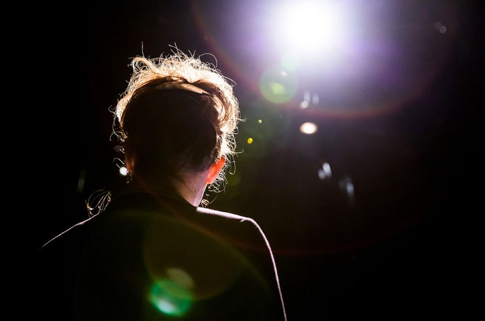 """RONA ACKFIELD"" par No Panic Compagnie, Festival ""Actuelles"" Strasbourg"