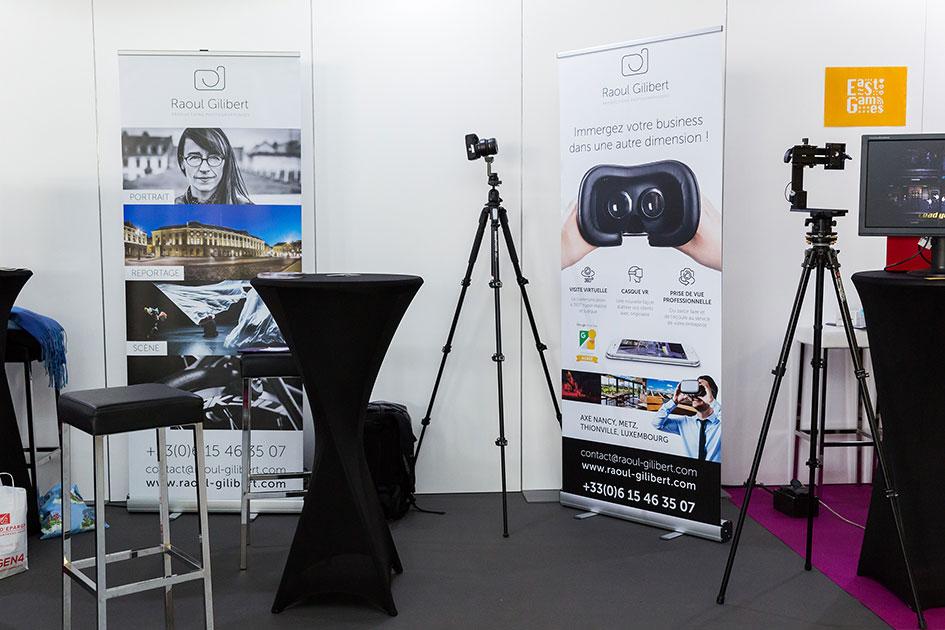 Raoul Gilibert, Productions Photographiques partenaires de #GEN4