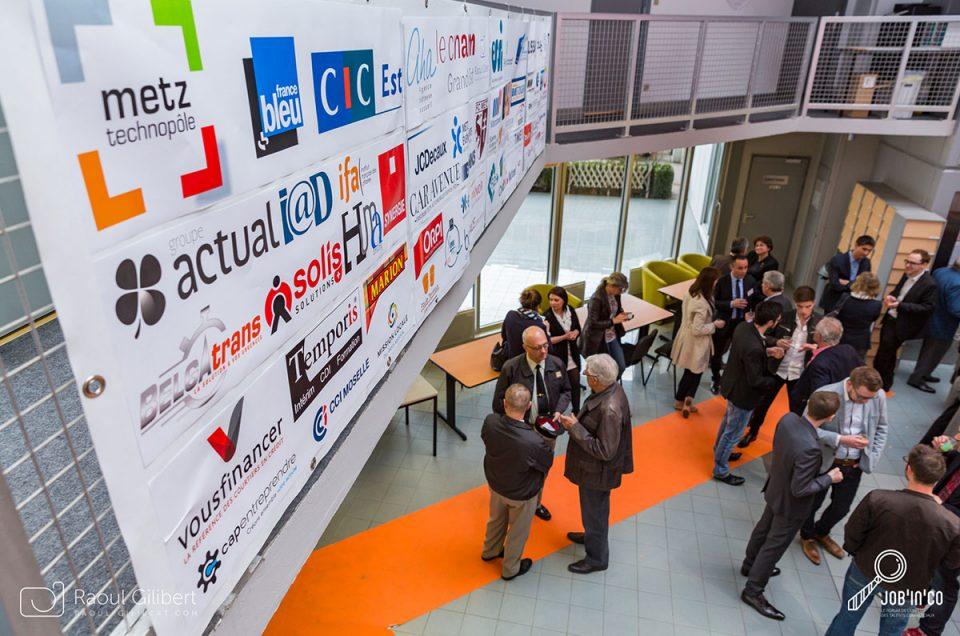 JOB'IN'CO le Forum Emploi des Métiers Commerciaux