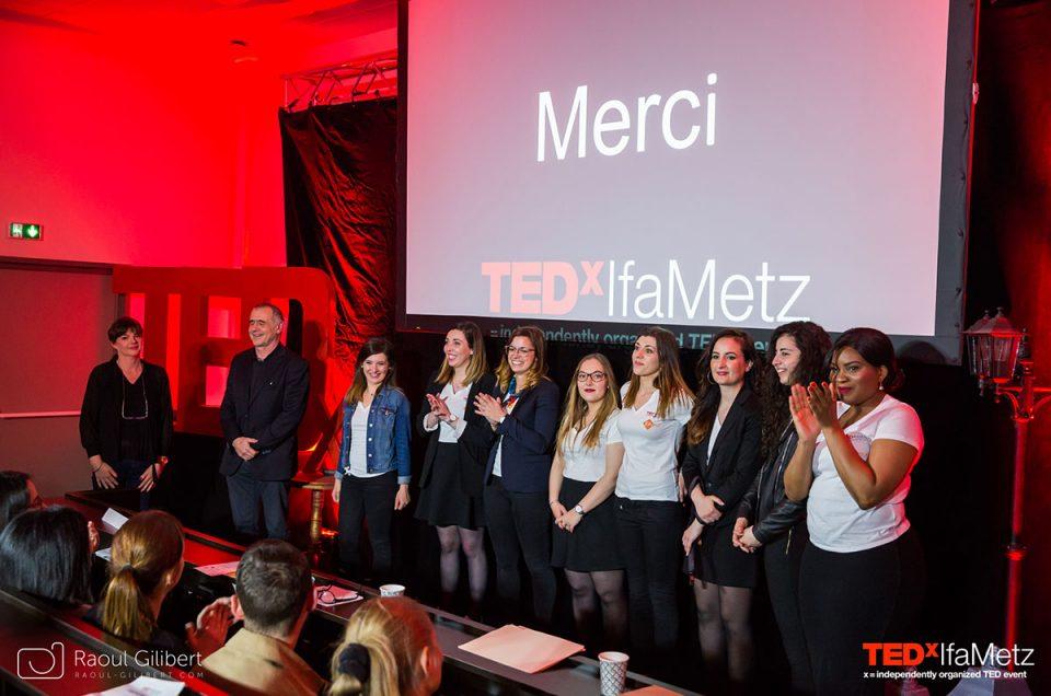 La première conférence Tedx de Metz