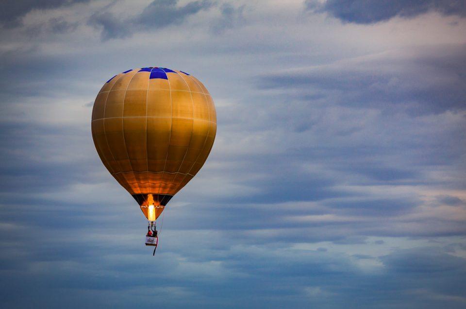 Résumé en images du samedi après midi au Mondial Air Ballon