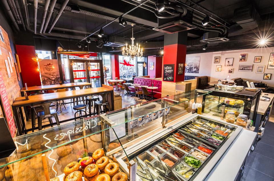 les restaurants du nouveau centre commercial Muse à Metz