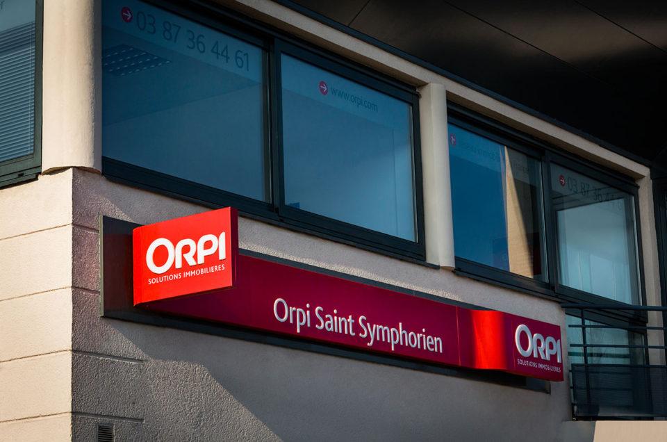 Prestation photo pour l'agence ORPI Saint Symphorien