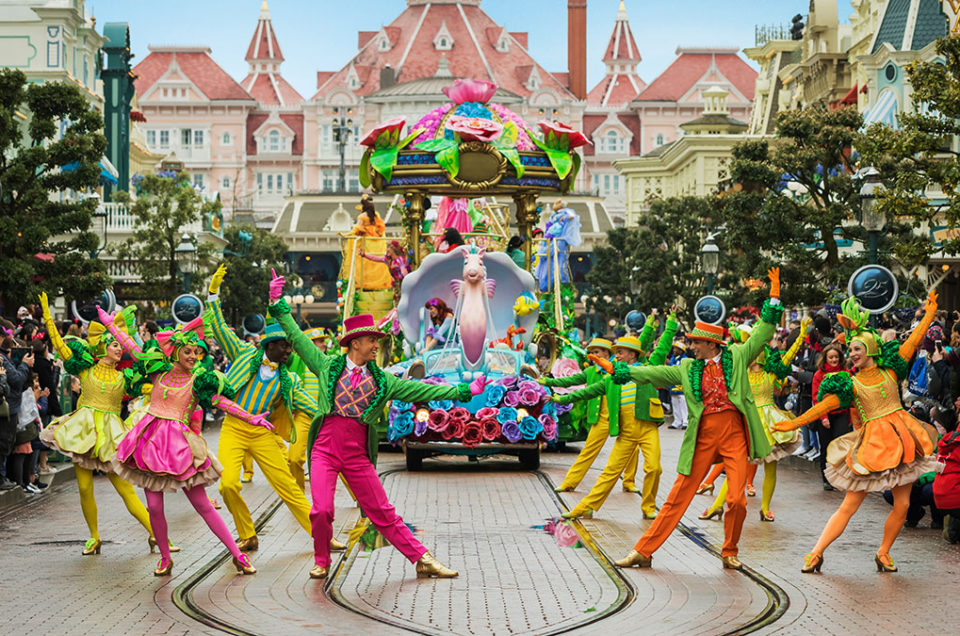 Nouveau spectacle interactif et immersif « Pirates ou Princesses Disney » à Disneyland Paris