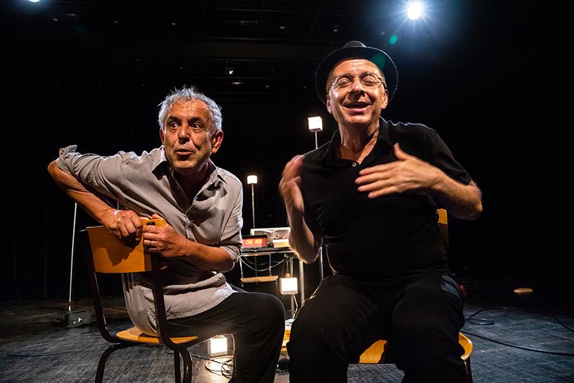 «Cosmogonies» nouvelle création du Fil Rouge Théâtre