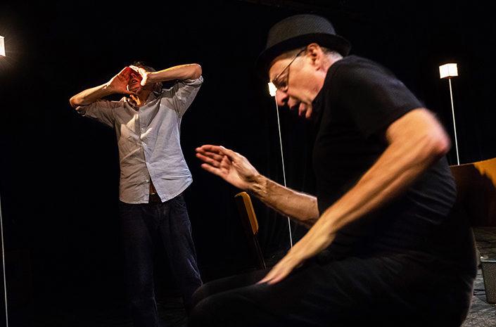 theatre, creation, photo de spectacle,Maison des arts Lingolsheim, Cie le fil rouge théâtre