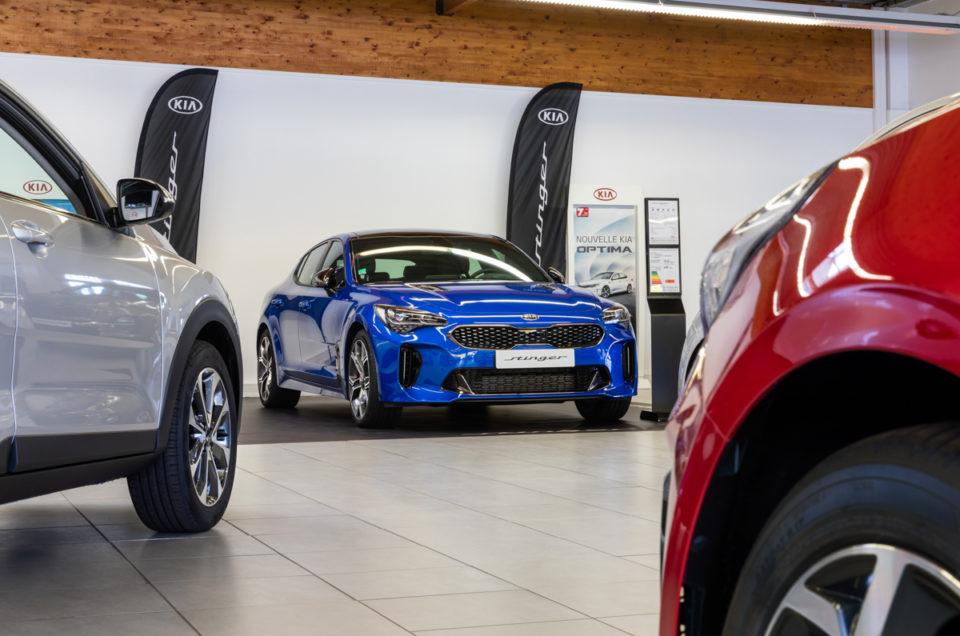 les concessions Kia et Hyundai de Metz en visite virtuelle