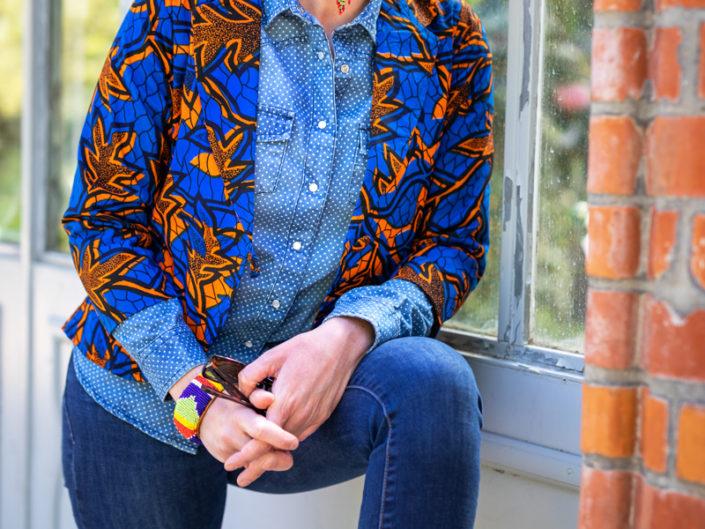 photo mode, collection vêtement, créatrice lorraine, wax