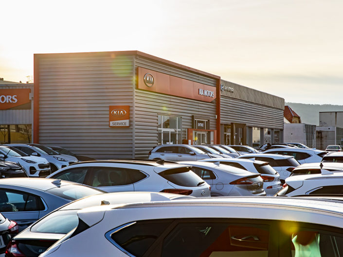 concession voiture, garage voitures, kia, hyundai, metz, car avenue