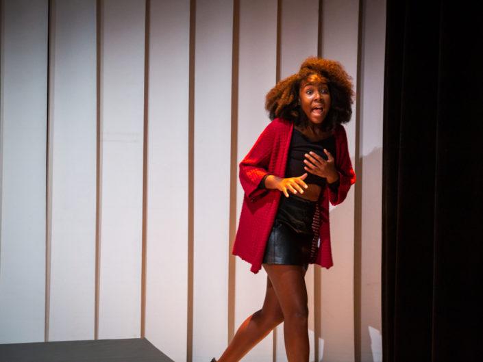 actrice, comédienne, théatre, festival passages, Metz