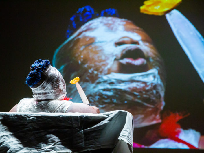 Robyn Orlin, theatre, festival Passages, Metz