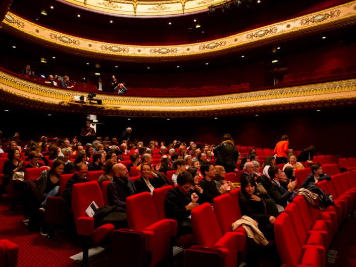 festival Passages Metz, Theatre