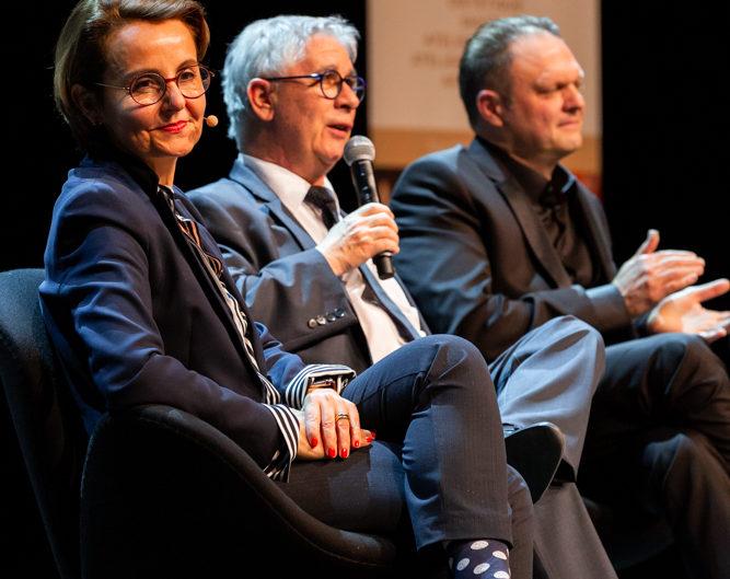 conference, Servan Schreiber, reportage, Metz, Lorraine, Centre Pierre Janet