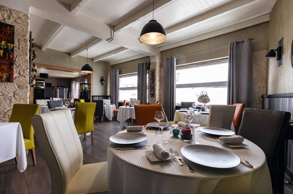 Olmi, restaurant gastronomique à Malling Petite-Hettange