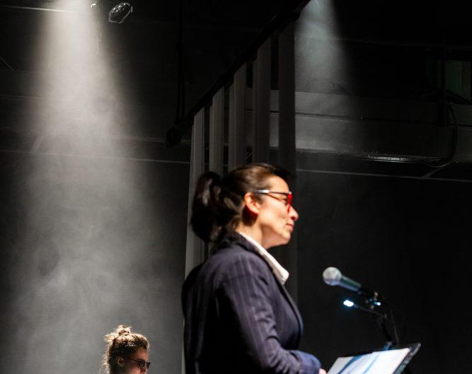 festival Actuelles, Taps, Strasbourg, théâtre, lecture
