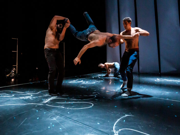 danse, creation Cie Acte 2, spectacle Alsace