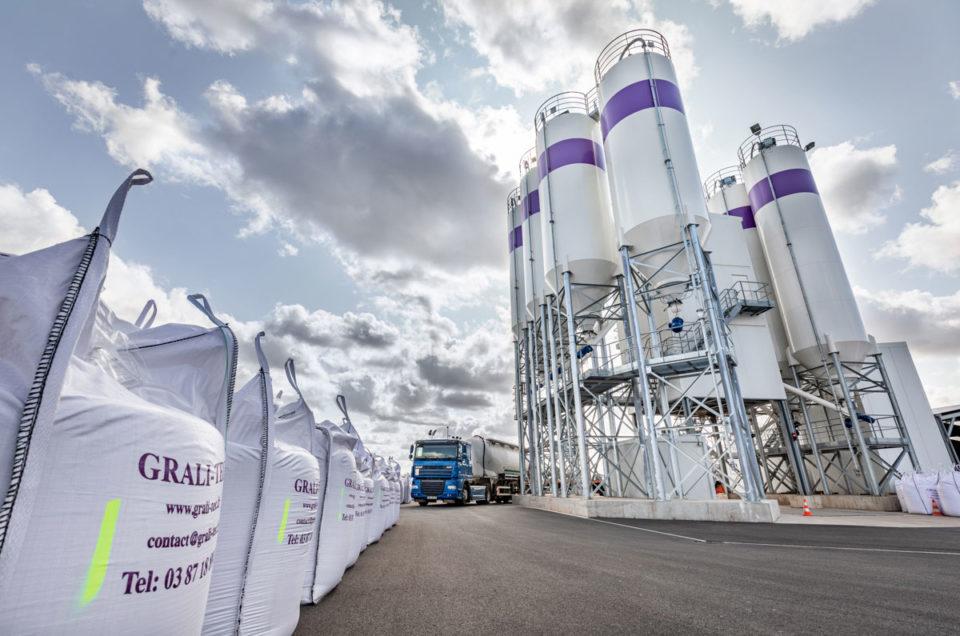 Grali-Tec, solutions innovantes pour le BTP